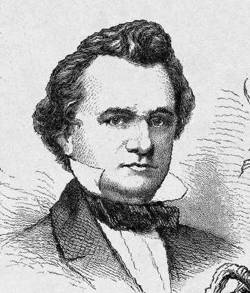 a biography of senator stephen a douglas Get this from a library life of stephen a douglas, united states senator from illinois : with his most important speeches and reports [henry m flint stephen a douglas.